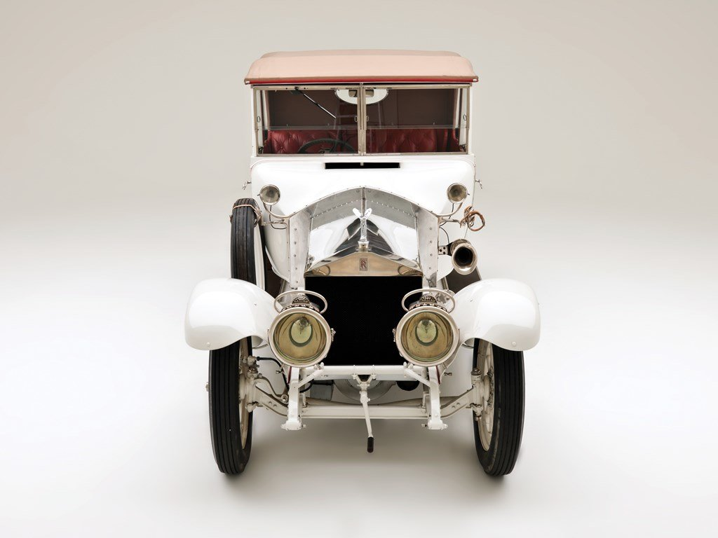 1911 Rolls-Royce 4050 HP Silver Ghost Drophead Coupe by Bark For Sale by Auction (picture 5 of 6)
