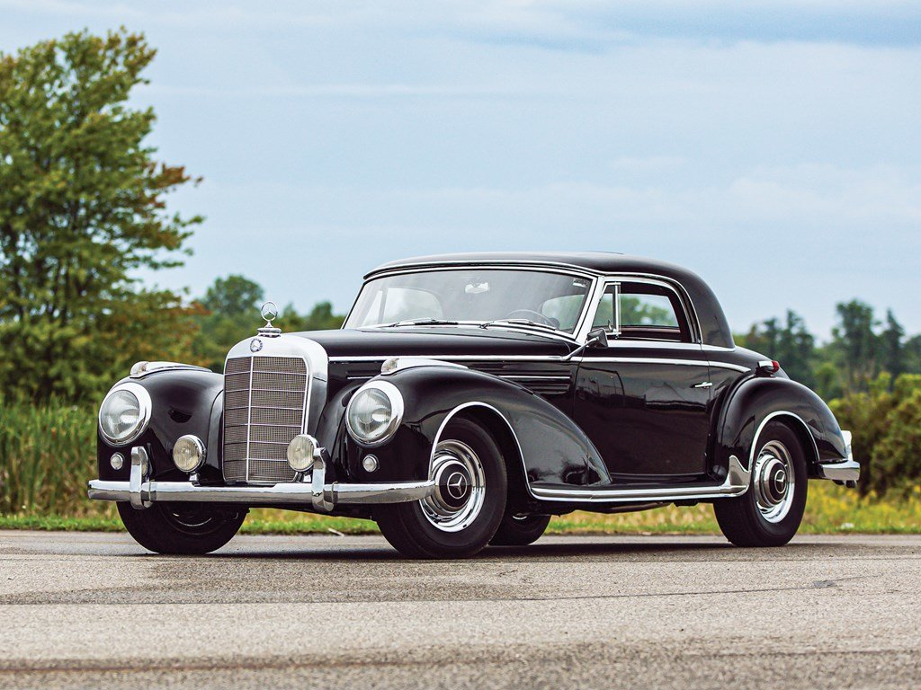 1956 Mercedes-Benz 300 Sc Sunroof Coupe  For Sale by Auction (picture 1 of 6)