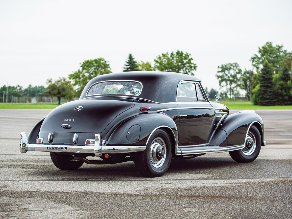 1956 Mercedes-Benz 300 Sc Sunroof Coupe  For Sale by Auction (picture 2 of 6)