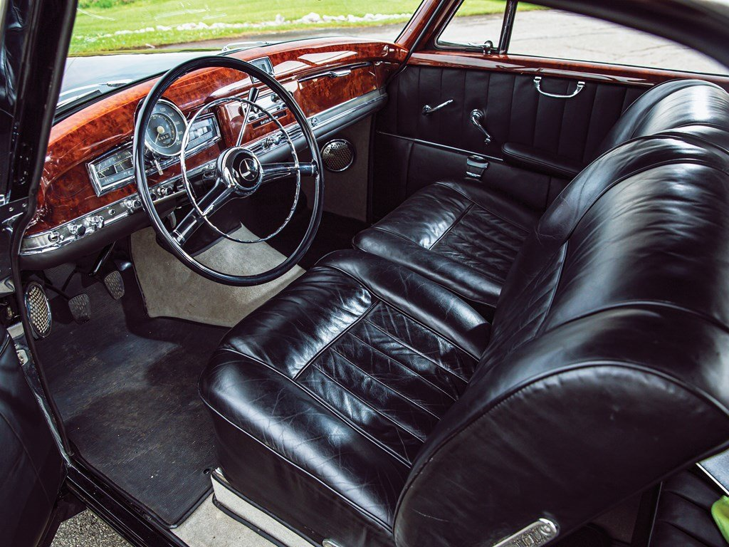 1956 Mercedes-Benz 300 Sc Sunroof Coupe  For Sale by Auction (picture 4 of 6)