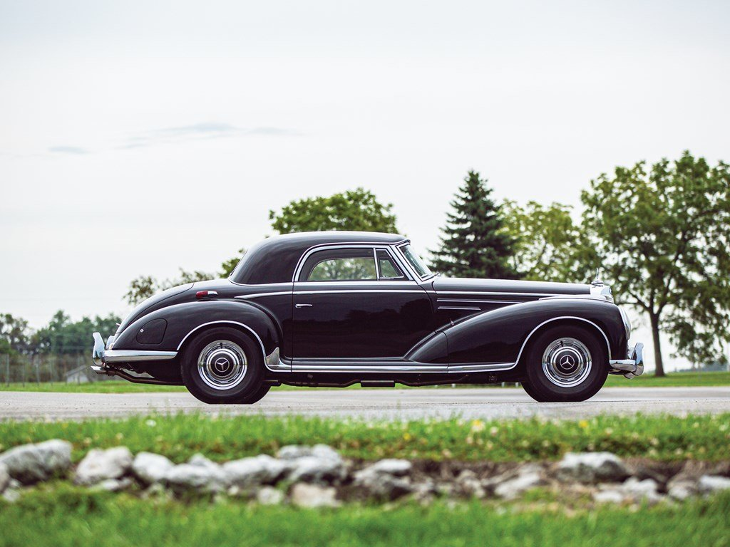 1956 Mercedes-Benz 300 Sc Sunroof Coupe  For Sale by Auction (picture 5 of 6)