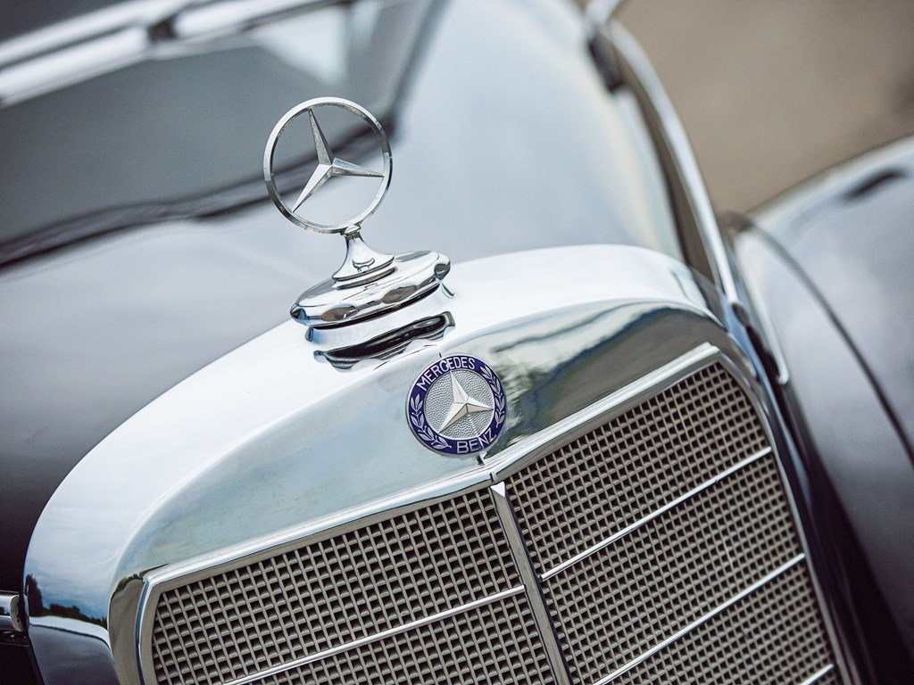 1956 Mercedes-Benz 300 Sc Sunroof Coupe  For Sale by Auction (picture 6 of 6)