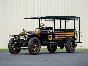 1919 White Mountain Bus  For Sale by Auction
