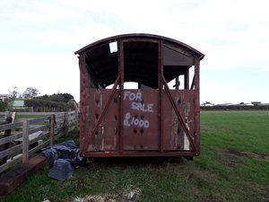 1960 ACE Vintage railway carriage For Sale