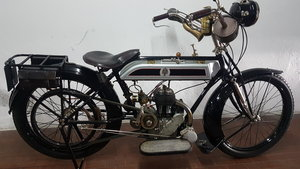 1914 Moto Bianchi C75A -500cc