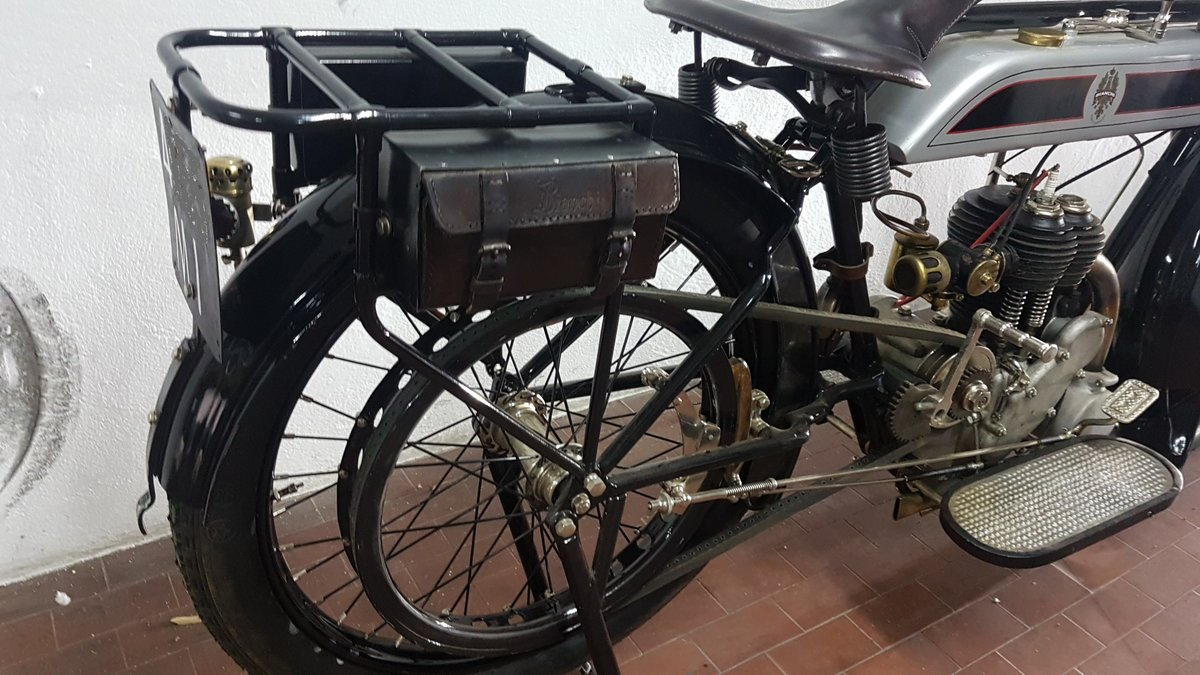 1914 Moto Bianchi C75A -500cc For Sale (picture 6 of 6)