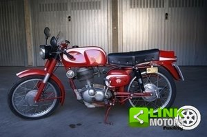 1959 MOTO MORINI TRESETTE 175 SPRINT  TARGA ORO For Sale