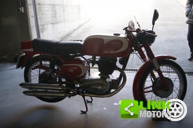 1959 MOTO MORINI TRESETTE 175 SPRINT  TARGA ORO For Sale (picture 4 of 6)