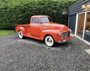 1950 Stunning, GMC 100, Half Ton, Pick Up Truck