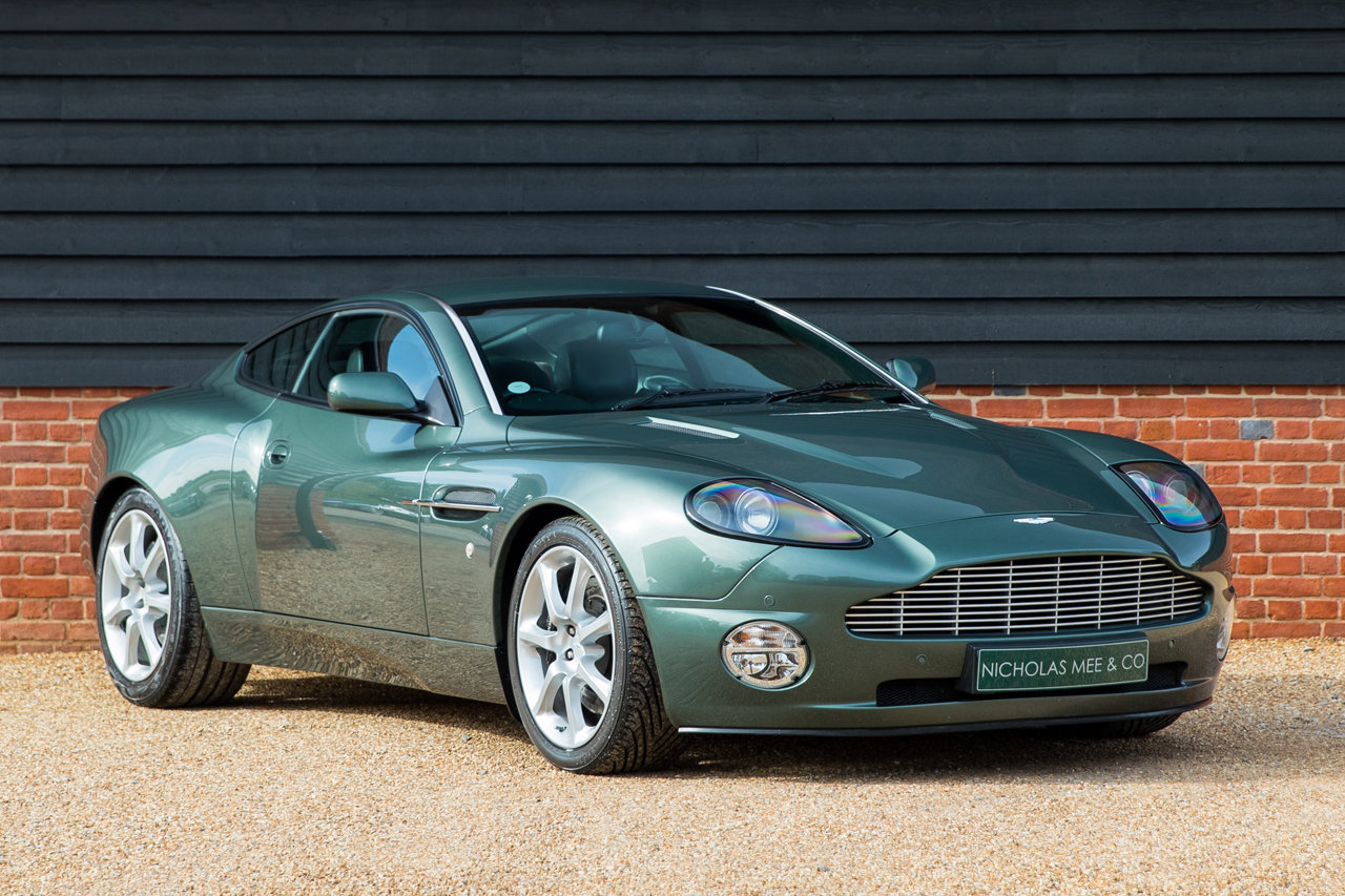 2003 Aston Martin Vanquish For Sale (picture 1 of 6)