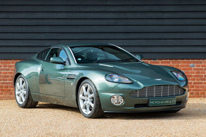 2003 Aston Martin Vanquish For Sale