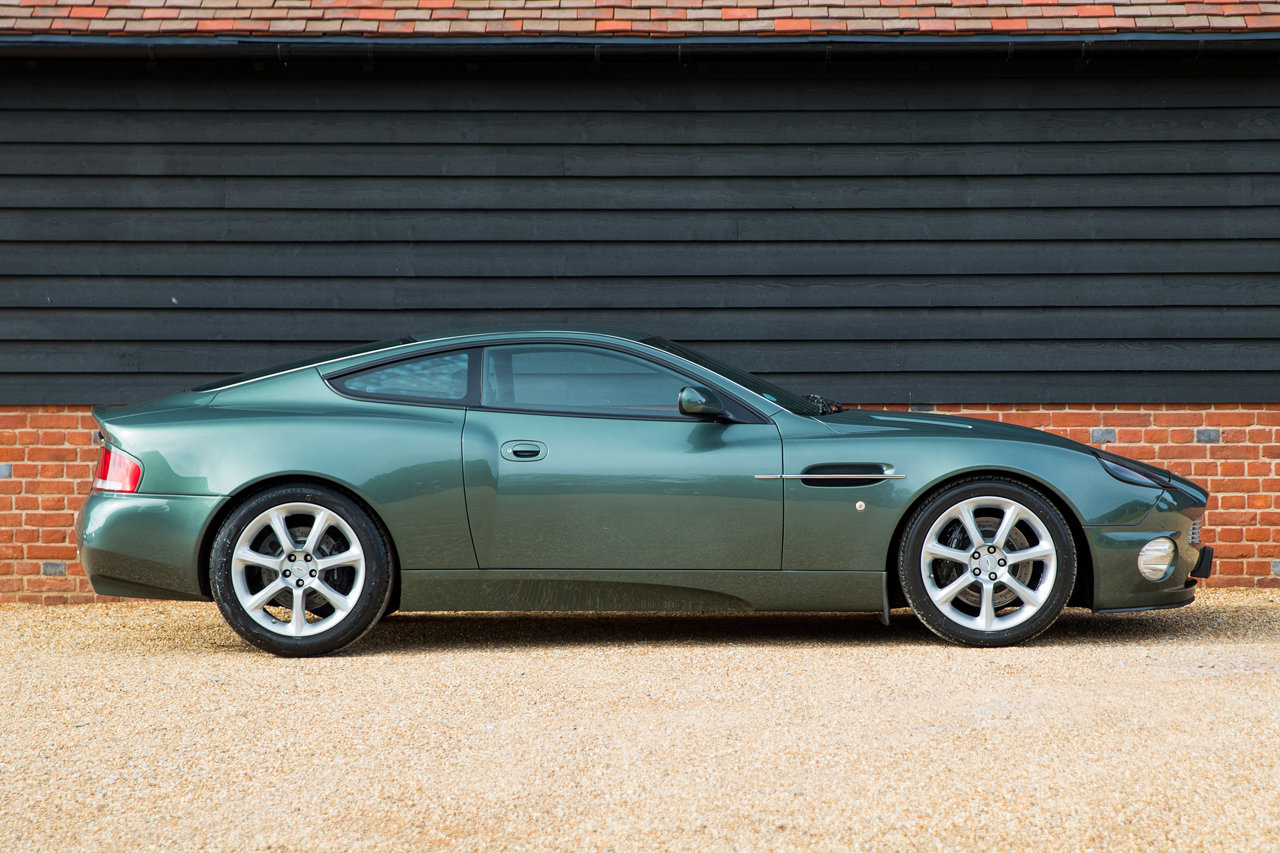 2003 Aston Martin Vanquish For Sale (picture 2 of 6)