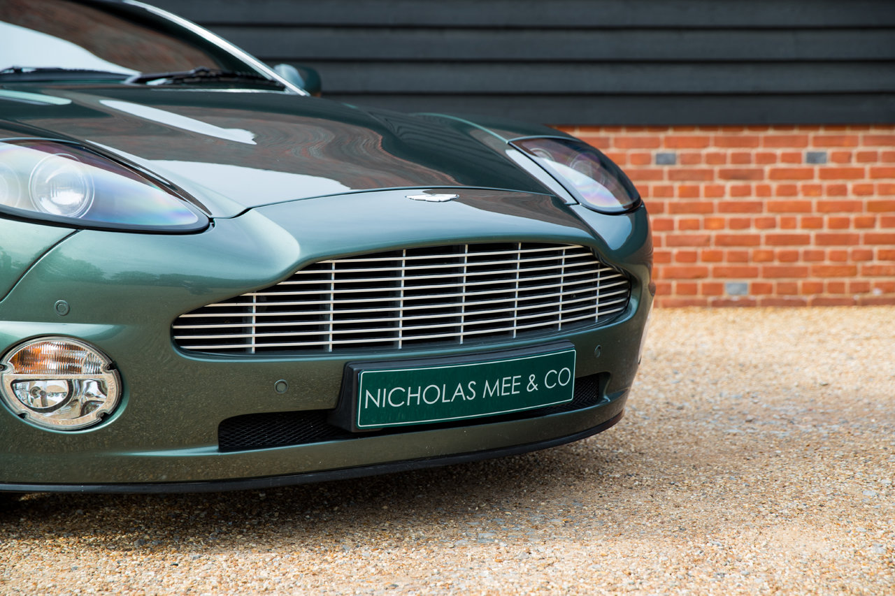 2003 Aston Martin Vanquish For Sale (picture 6 of 6)