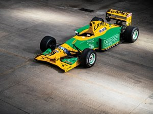 1992 Benetton B192  For Sale by Auction