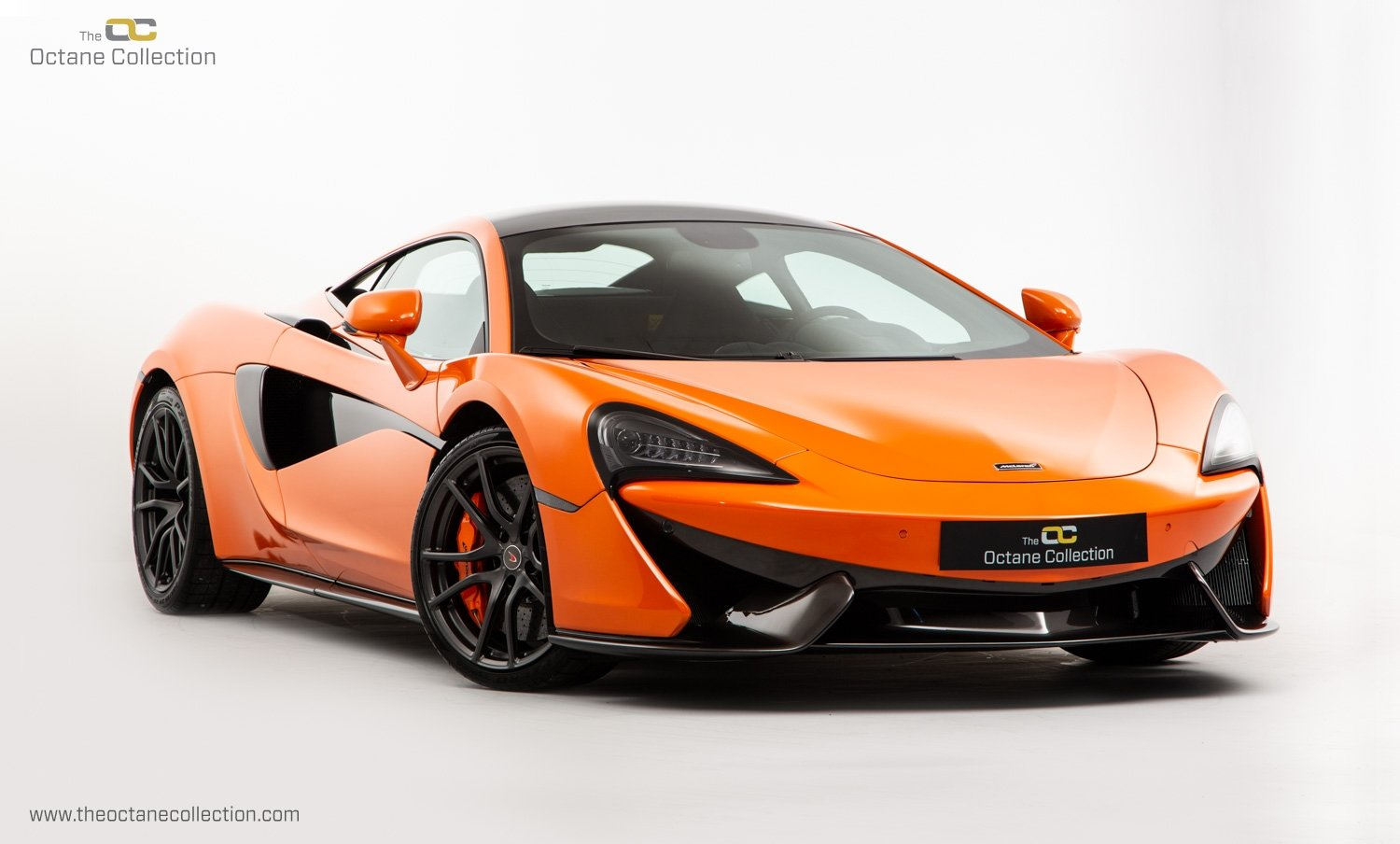 2017 MCLAREN 570S TRACK PACK // LHD // 1K MILES // VAT QUALIFYING For Sale (picture 1 of 17)
