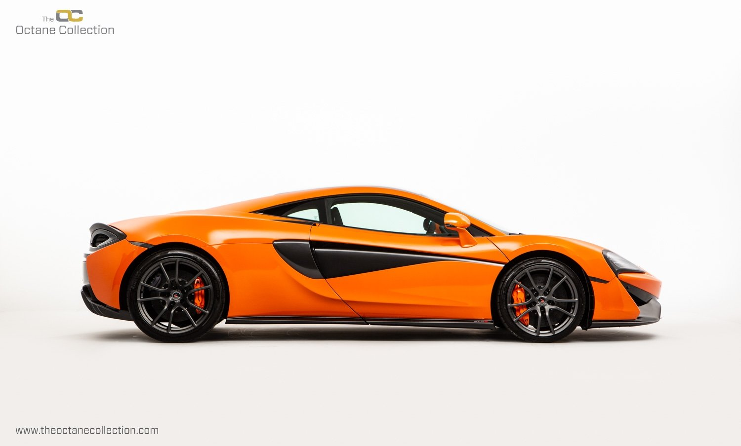 2017 MCLAREN 570S TRACK PACK // LHD // 1K MILES // VAT QUALIFYING For Sale (picture 2 of 17)