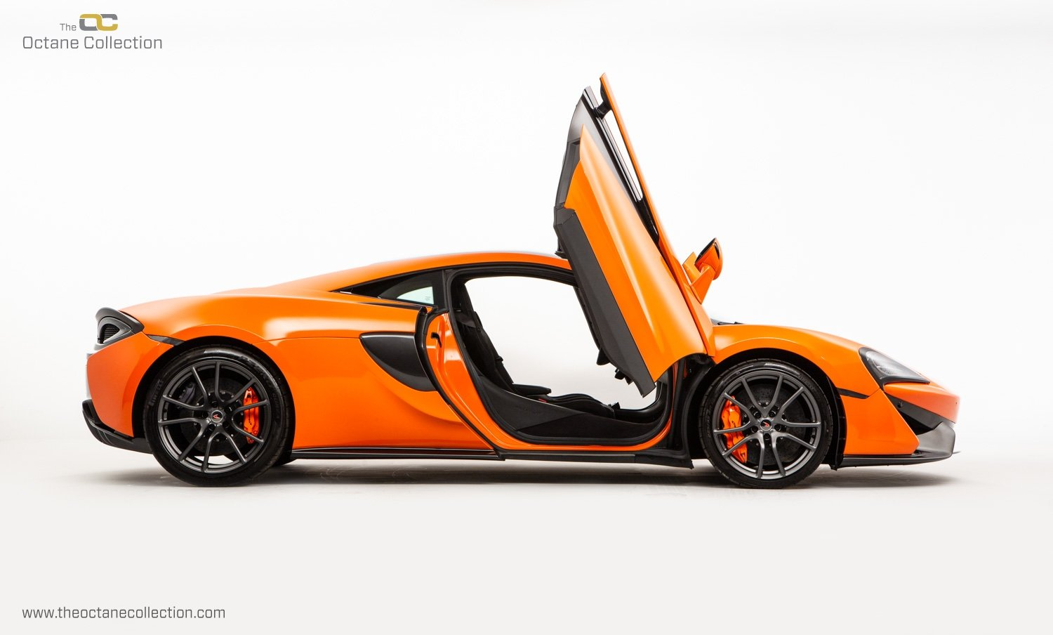 2017 MCLAREN 570S TRACK PACK // LHD // 1K MILES // VAT QUALIFYING For Sale (picture 3 of 17)