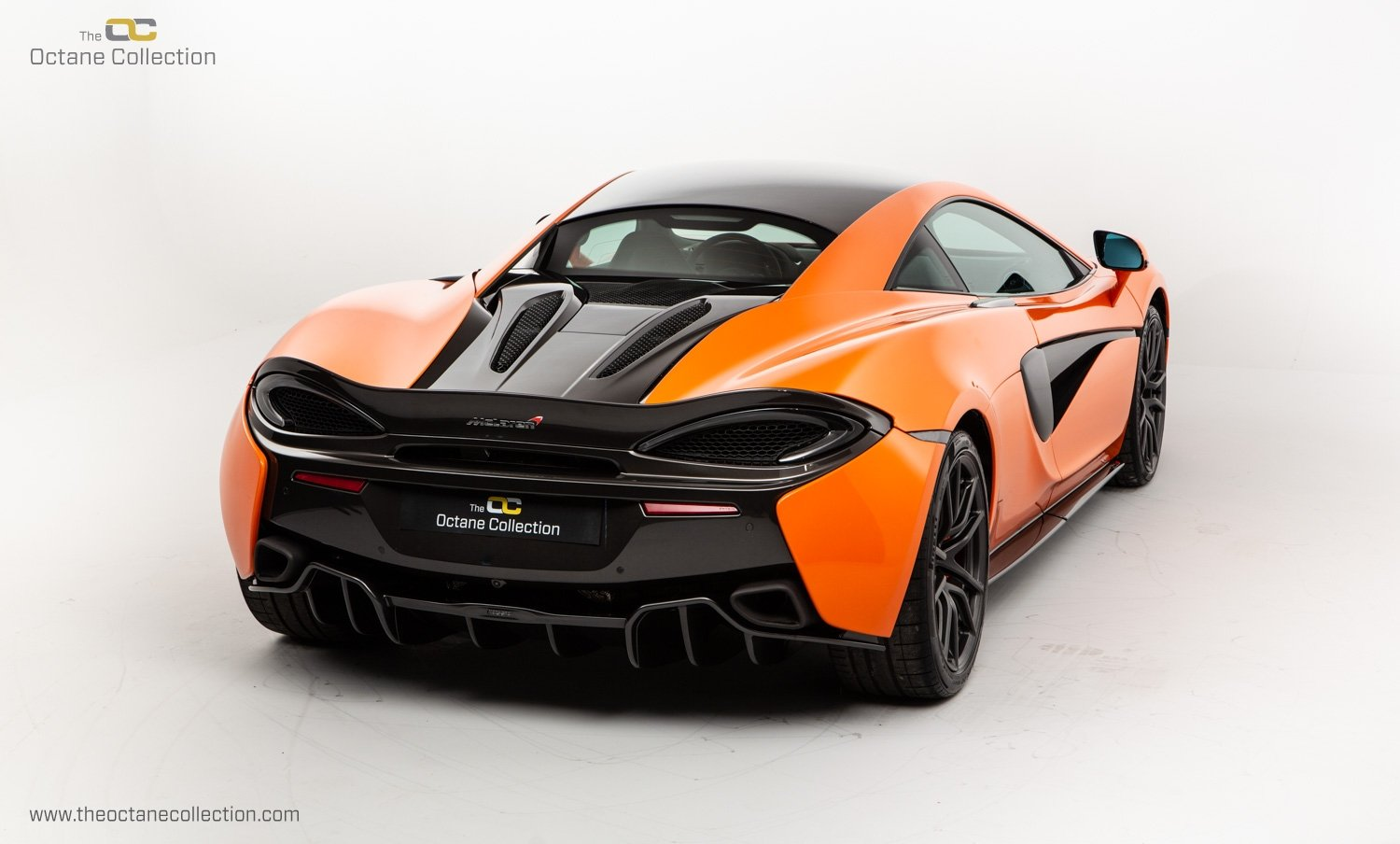 2017 MCLAREN 570S TRACK PACK // LHD // 1K MILES // VAT QUALIFYING For Sale (picture 4 of 17)