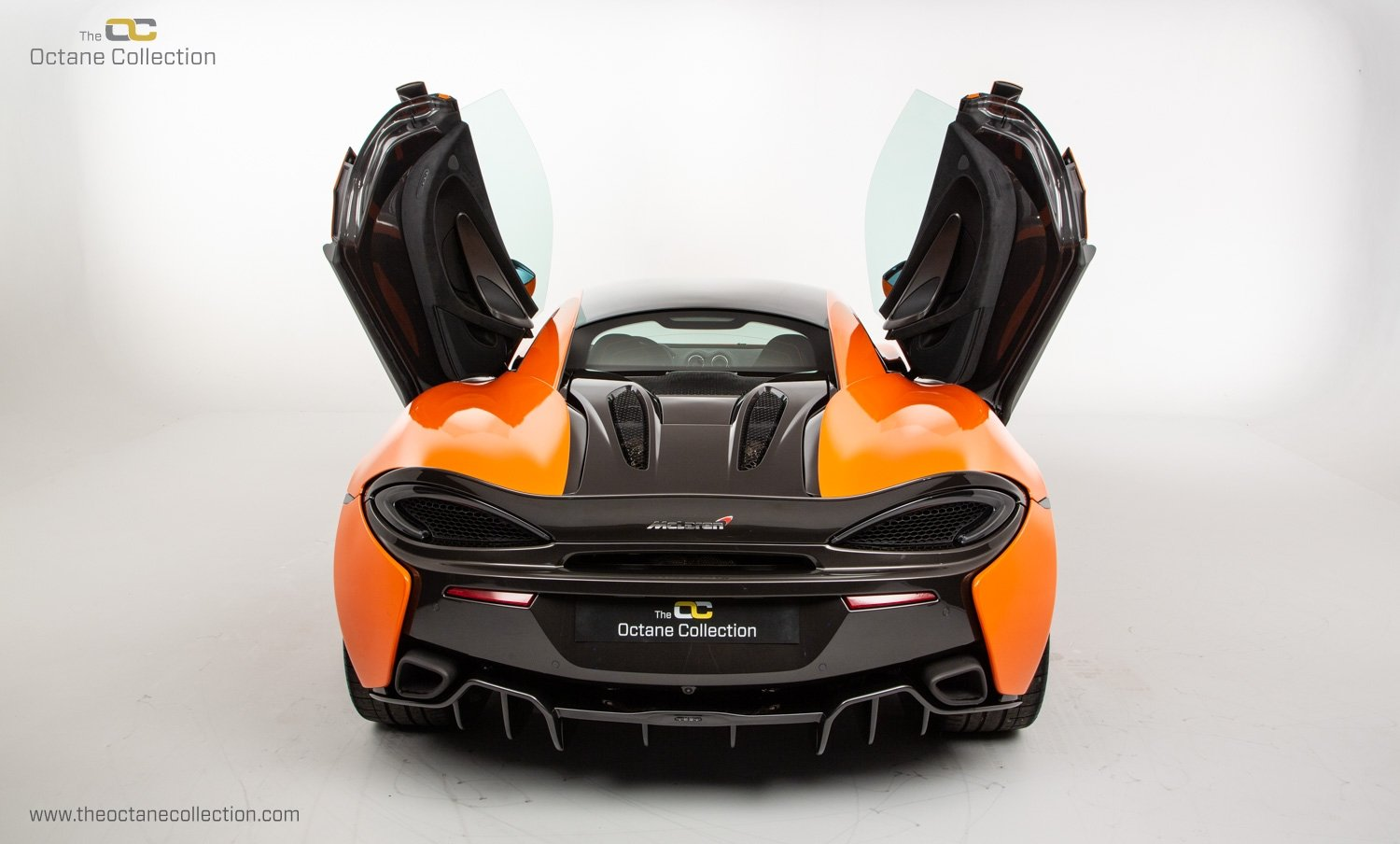 2017 MCLAREN 570S TRACK PACK // LHD // 1K MILES // VAT QUALIFYING For Sale (picture 5 of 17)