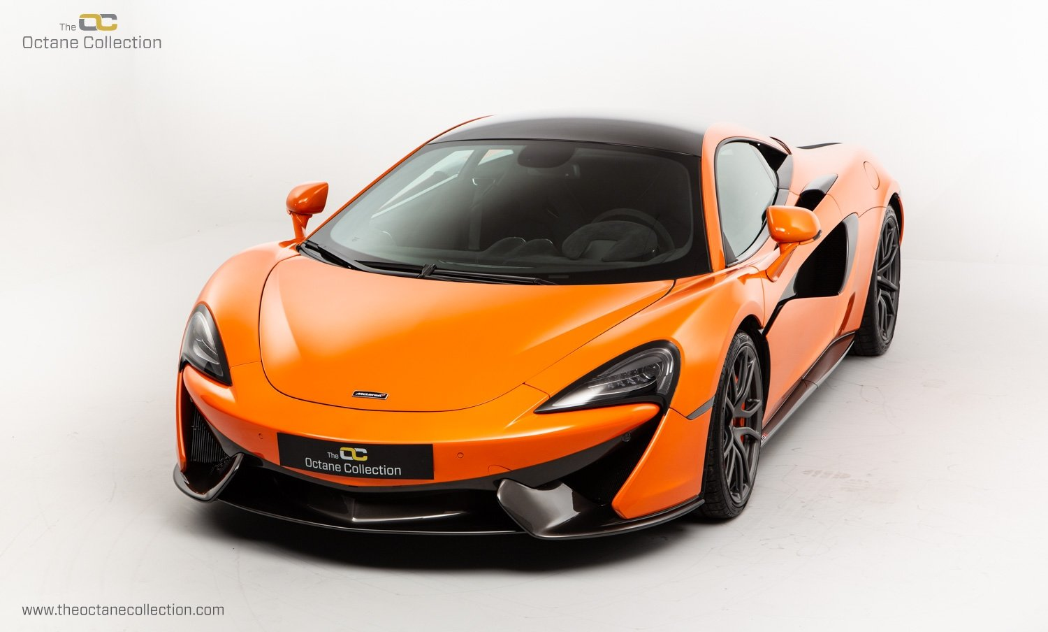 2017 MCLAREN 570S TRACK PACK // LHD // 1K MILES // VAT QUALIFYING For Sale (picture 7 of 17)