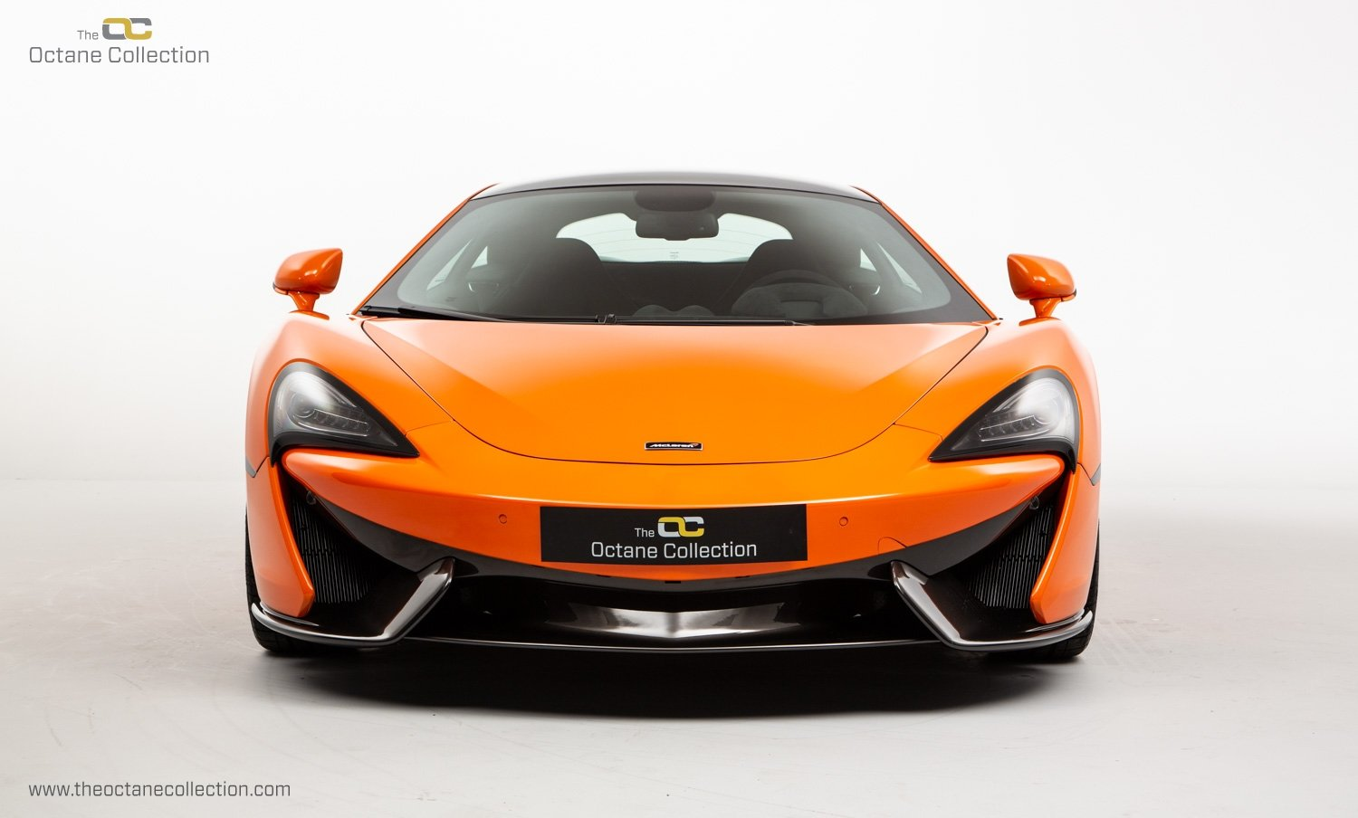 2017 MCLAREN 570S TRACK PACK // LHD // 1K MILES // VAT QUALIFYING For Sale (picture 8 of 17)