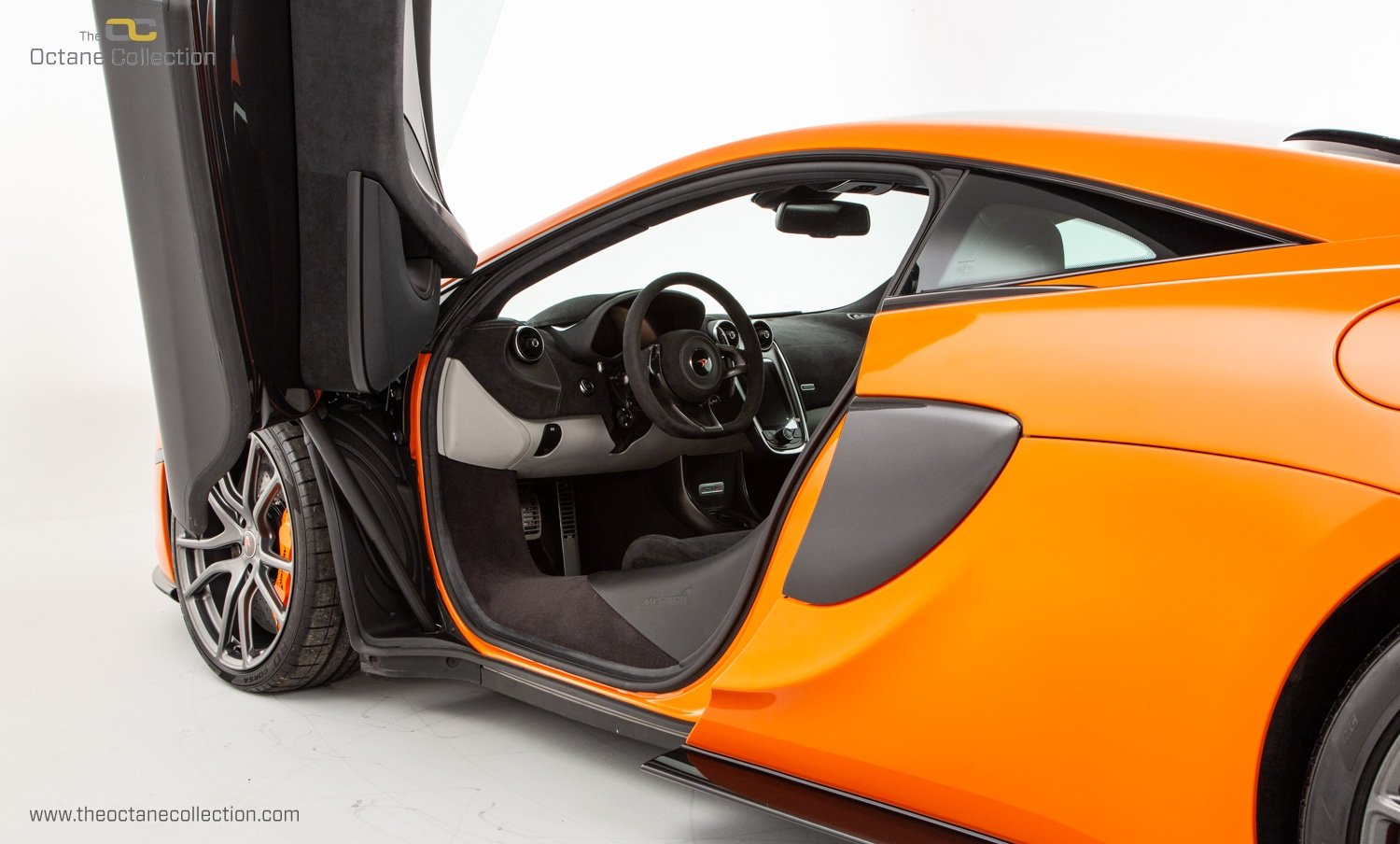 2017 MCLAREN 570S TRACK PACK // LHD // 1K MILES // VAT QUALIFYING For Sale (picture 9 of 17)