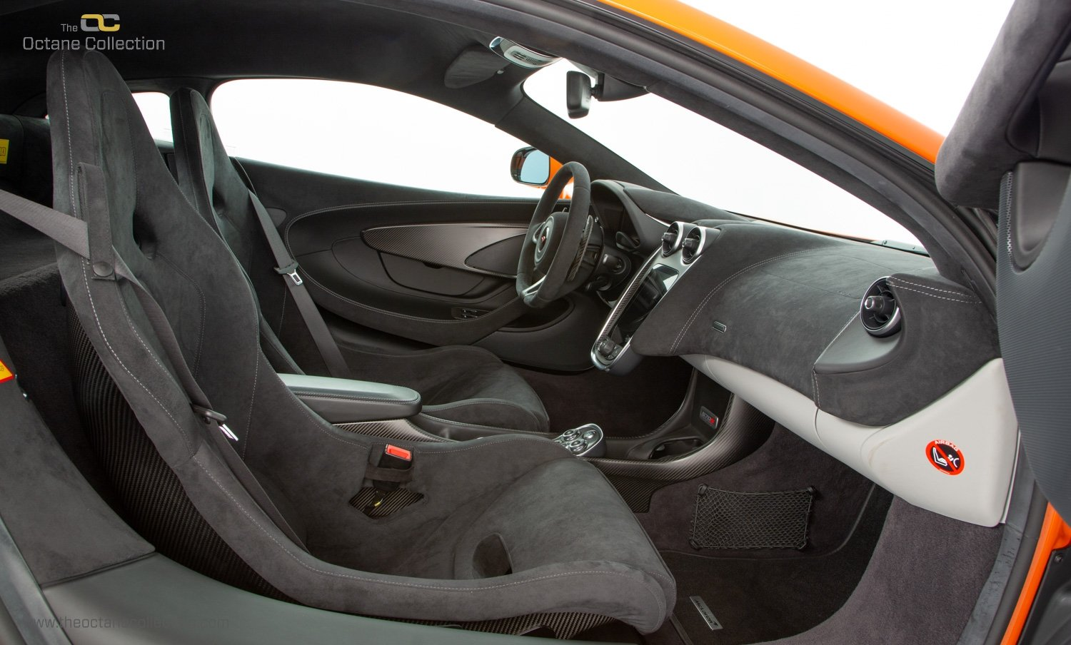 2017 MCLAREN 570S TRACK PACK // LHD // 1K MILES // VAT QUALIFYING For Sale (picture 11 of 17)