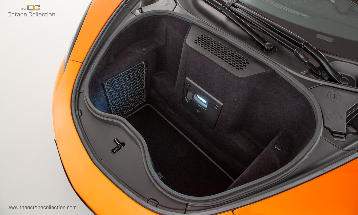 2017 MCLAREN 570S TRACK PACK // LHD // 1K MILES // VAT QUALIFYING For Sale (picture 13 of 17)