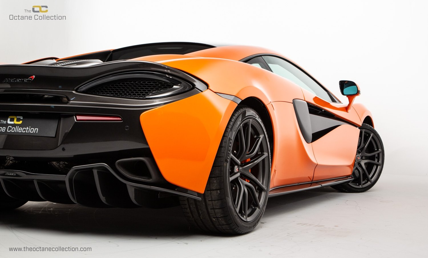 2017 MCLAREN 570S TRACK PACK // LHD // 1K MILES // VAT QUALIFYING For Sale (picture 17 of 17)