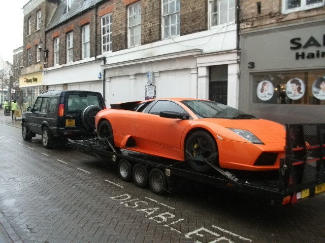 HUNTERS CAR TRANSPORT  (picture 4 of 6)