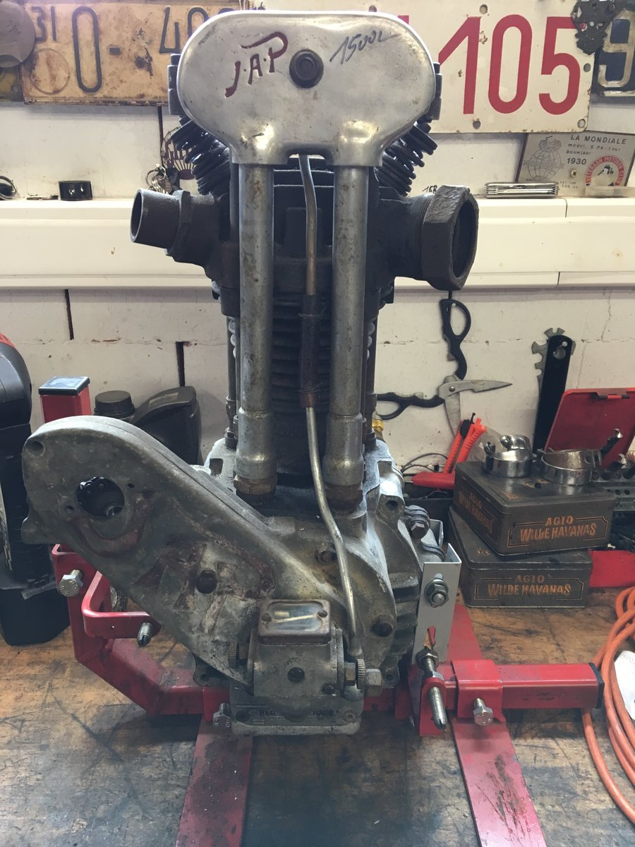 1935 JAP ENGINE'S SPORT AND SPEEDWAY YEARS 25-35 For Sale (picture 1 of 6)