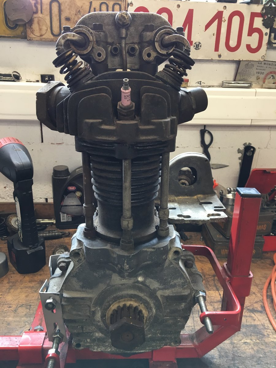 1935 JAP ENGINE'S SPORT AND SPEEDWAY YEARS 25-35 For Sale (picture 2 of 6)