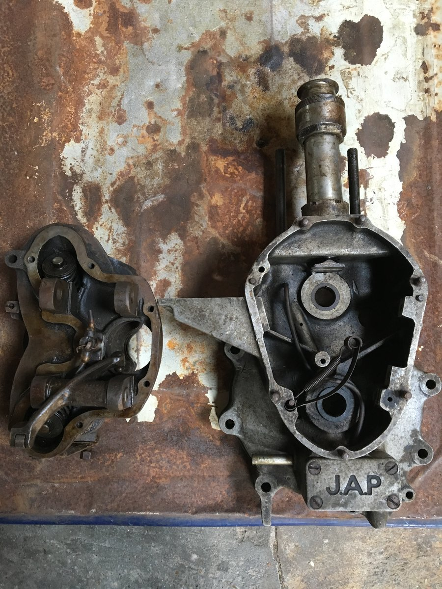1935 JAP ENGINE'S SPORT AND SPEEDWAY YEARS 25-35 For Sale (picture 5 of 6)