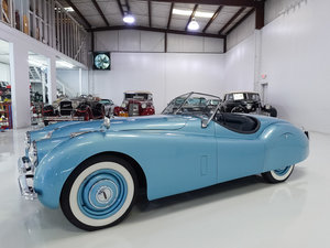 1952 Jaguar XK120 Roadster For Sale