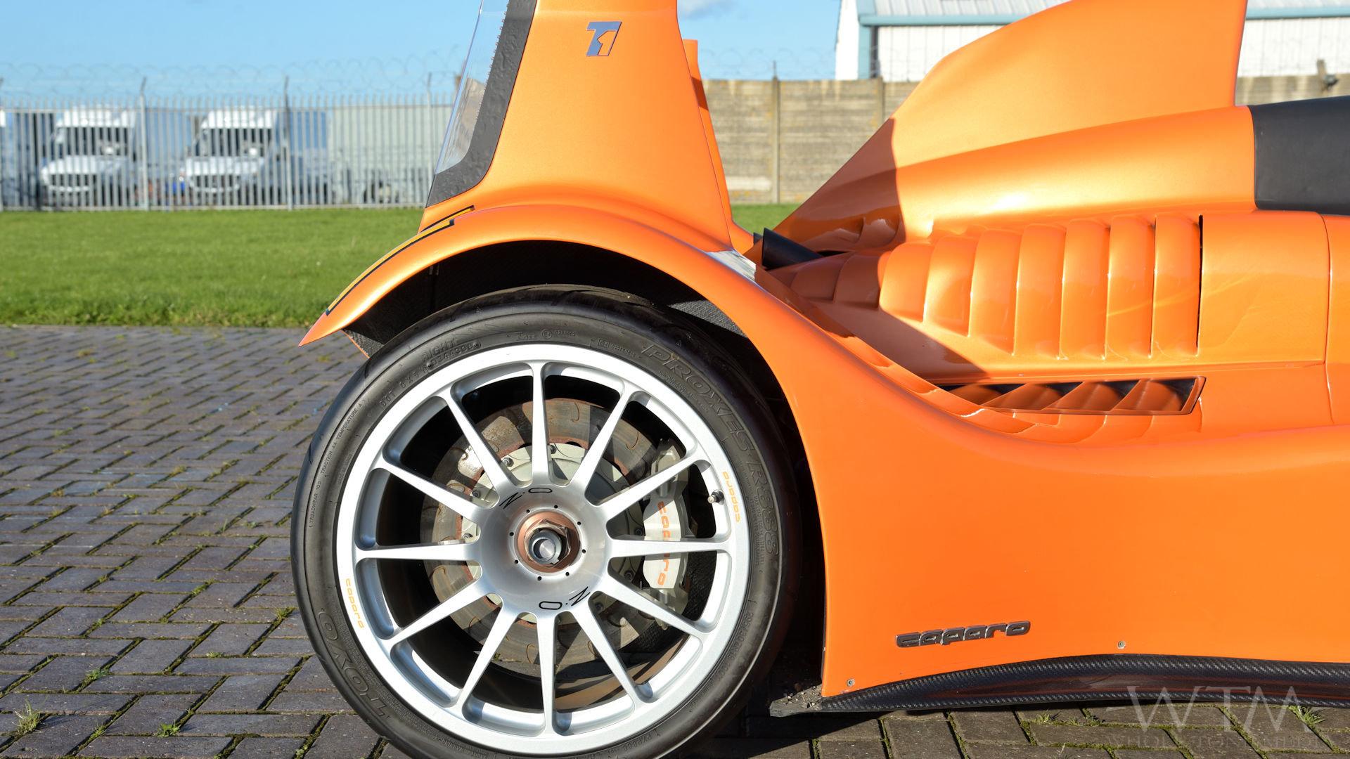 2008 Caparo T1 For Sale (picture 14 of 24)