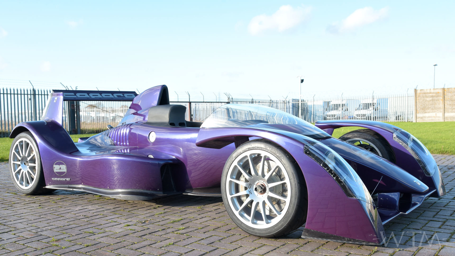 2008 Caparo T1 For Sale (picture 4 of 14)