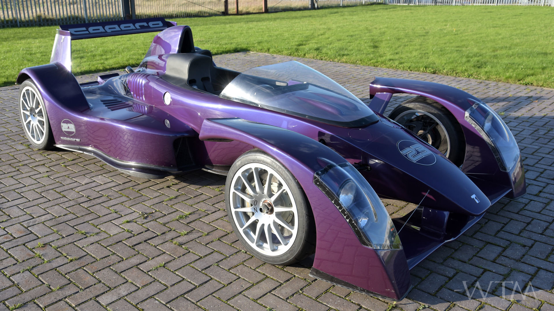 2008 Caparo T1 For Sale (picture 10 of 14)