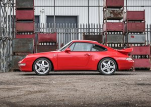 1995 Ruf BTR 2 SOLD by Auction
