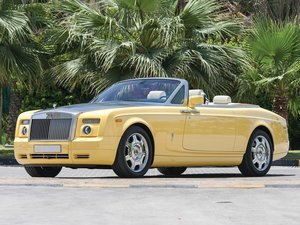 2008  Rolls-Royce Phantom Drophead Coup