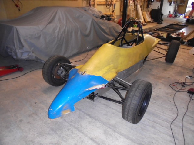 Formula Ford 1987 For Sale (picture 1 of 5)