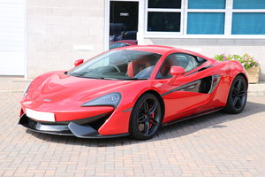 2016 McLaren 570S - Vermillion Red For Sale