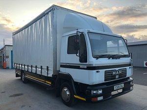 2001 Man 160 7.5 ton For Sale