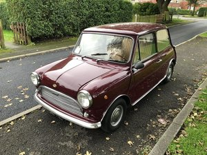 Innocenti Mini Minor Mk3 1971 For Sale