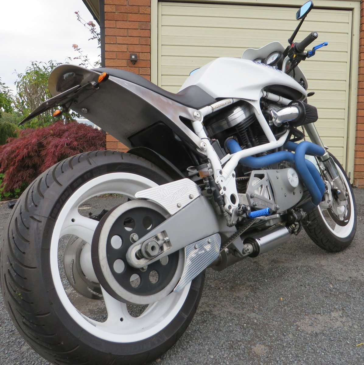 2002 BUELL WHITE LIGHTNING X1 SPECIAL. For Sale (picture 2 of 6)