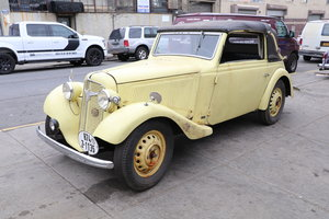 Picture of 1939 Adler Trumpf Junior Convertible #22761 For Sale