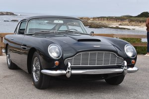 1964 Aston Martin DB5: One of just 220 Left-Hand-Drive#23061 For Sale
