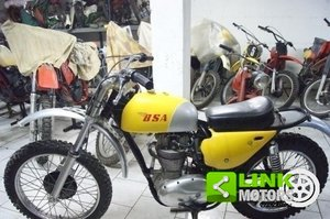 1965 BSA VICTOR 441 CROSS