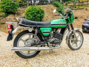 1978 Zündapp KS175 rare find (731km!!) gr8 project bike For Sale
