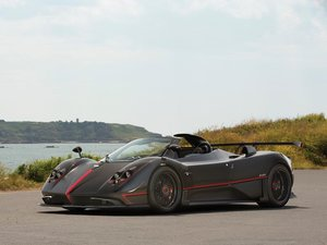 2017 Pagani Zonda Aether  For Sale by Auction