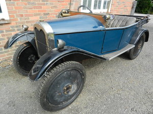 1923 1924 New Carden Light Car